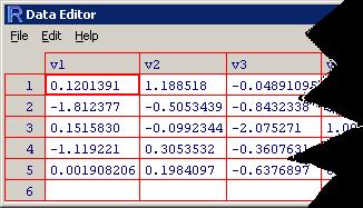 Data Editor 1